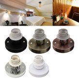 AC110-240V E27 Edison Retro Lamp Holder Vintage Wall Light Bulb Adapter Socket