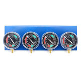 4x Motorfiets Carburateur Carb Fuel Vacuum 2/4 Cilinder Gauge Balancer Synchronizer Diagnostic Tool