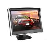 5 Inch 170 Degree Wireless Car Rear View LCD Monitor Kit Reverse Backup Camera Night Vision