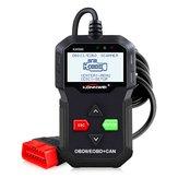 KONNWEI KW590 OBD2 Авто Диагностический сканер Двигатель Считыватель кода неисправности OBDII Scan Инструмент