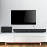 Bakeey Altavoz bluetooth Home Theater Soundbar TV Audio 2.1 Barra de pared Altavoz Subwoofer