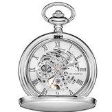OUYAWEIP01ريتروخمررجالساعات الجيب الميكانيكية