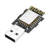 Serial WiFi Probe TZ-USB Data Collection and Analysis of Attendance Statistics Module