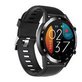 [bluetooth 5.0] Bakeey F23L HD Monitor de Oxigênio da Pressão Arterial da Pulseira de Tela Colorida Aptidão Tracker Bright Adjust Smart Watch