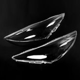 2Pcs Car Headlight Headlamp Lens Covers Left &Right For Hyundai Sonata 2011-2014