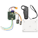 24 / 36V Single Ремень Мотор Драйвер электрической системы Неиндуктивный контроллер скейтборда Longboard