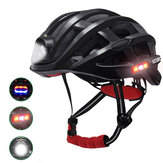 रोडिबो साइकलिंग हेलमेट साइकिल पनरोक लाइट फॉर रोड एमटीबी बाइक यूएसबी चार्जिंग फॉर फ्लिडो डी 4 एस