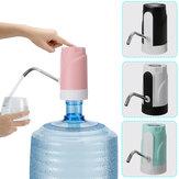 電気飲料水ポンプポータブルウォーターディスペンサーウォーターボトルUSB充電自動給水器