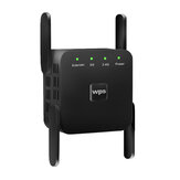 MechZone WiFi Repeater 5G Wirelesss Wifi Extender 1200 Mbps WiFi Forstærker 5GHz 5G Booster WiFi Repeater Udvid WiFi