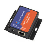 Q18041 USR-TCP232-302 Tiny Size Serial RS232 to Ethernet TCP IP Server Module Ethernet Converter Support DHCP/DNS