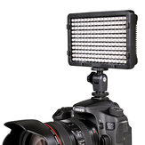 TOLIFO PT-176S LED Kamera Video Licht Bi-Color Temperatur Einstellbare Fotografie für DSLR Kamera