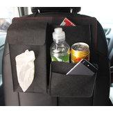 Armazenamento do assento do carro Bolsa Suporte do organizador Multi Pocket Travel Storage Hanging Bolsa