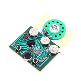 5pcs Programmable Music Board For Greeting Card DIY Gifts 30secs 30S Key Control Sound Voice Audio Recordable Recorder Module