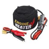 Riscaldatore motore SKYRC con interruzione di bassa tensione per 19-26 pezzi di ricambio per veicoli alimentati a nitro RC