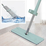 Flat Hands-Free Washable Mop 360° Rotating Rebound Automatically for Home Cleaning Tool Household Supplies