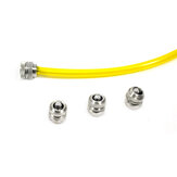 Nozzle Plug / Nozzle Plug With Pipe Tube for Gasoline Engine RC Airplane
