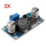 3Pcs 4A XL6009E1 Adjustable DC-DC Step Up Boost Converter Power Supply Module