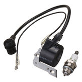 Ignition Coil Module Fit For Husqvarna 50 51 55 61 254 257 261 262 266 268 272