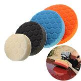 5pcs 4-7 Inch Buffing Polishing Sponge Pads kit for Car Polisher