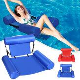 Nadmuchiwane pływające krzesło baseny hamak leżanka wielofunkcyjne materace wodne na basen jezioro plaża rzeka
