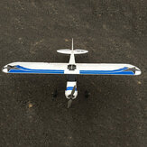 Fun Cub 1100mm Envergadura EPO Monoplane Training Plane RC Airplane Kit para Trainer Beginner