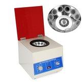 110V / 220V 4000rpm Centrífuga eléctrica Médico Interruptor de seguridad del laboratorio con 12 x 20ml
