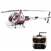 JCZK 300C 470L DFC 6CH 3D Flying Scale RC Helicopter RTF GPS One-key Return Hover with AT9S PRO Transmitter