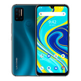 UMIDIGI A7 Pro Global Bands 6,3 tommers FHD + Android 10 4150mAh 16MP AI Quad Camera 3 Card-slot 4GB 64GB Helio P23 4G Smartphone