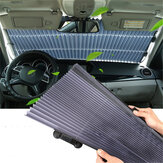 Car Window Windshield Retractable Sunshade Automatic Telescopic Sunshade Curtain