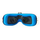 URUAV Fatshark FPV Maschera per occhiali Faceplate Lycra Ricambio imbottitura in spugna per fatshark HDO2