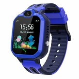 Bakeey Y52 1.44' Touch Screen Children IPX7 Waterproof GPS LBS Location Tracking SIM Card Two-way Call SOS Camera Kids Smart Watch Phone
