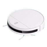 Xiaomi Mijia G1 2 in 1 2200pa Robot Vacuum Mop Vacuum Cleaner Wifi Smart Planned Clean Mi Home APP Smart Control, 4-gear Adjust, 3 Filters, Slim Body