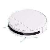 Xiaomi Mijia G1 2-в-1 2200pa Подметальный робот-пылесос для уборки полов Wifi Smart Planned Clean, 4-ступенчатая регулировка, 3 фильтра, Тонкий Кузов