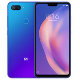 Xiaomi Mi8 Mi 8 Lite Global Version 6.26 inch 4GB 64GB Snapdragon 660 Octa core 4G Smartphone