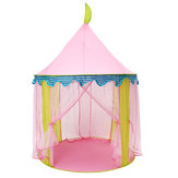 Protable Kids Rosa Princess Tent Folding Children Toy House Kids Mosquito Grande Sala de jogos