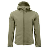 Men Camping imperméable à l'eau imperméable à l'eau Soft Shell Warm Coats Jacket