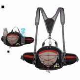 Outdoor Sport Unisex  Large Capacity Waist Bag Cycling Mountaineering Hiking Camping Travel Bags