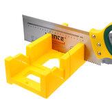 Drillpro45/90度多機能マイターソーボックスキャビネットケースバンドソー木工ツール