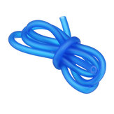 1m azul Silicona Oil tubo del tanque D8mm × Φ5mm × L1m 5pcs para RC Airplane