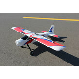 Devil King EPO 1020mm Wingspan Entry Training Machine Electric Model Fixed-wing RC Airplane KIT