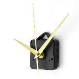 DIY ouro mãos quartzo Relógio mecanismo de movimento peças conjunto de ferramentas
