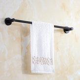 أسود اليد منشفة السكك الحديدية رف هوك المرحاض فرشاة حامل الورق ل اكسسوارات الحمام