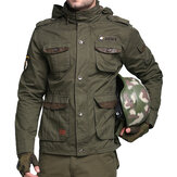 Tactische Militaire Style Multi Pockets Outdoor-jassen