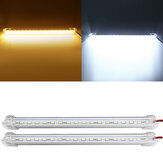 17cm 3W 600lm 12 SMD 5630 Waterproof IP44 LED Rigid Strip Cabinet Light 12V