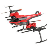 4DRC V10 2.4G 3.5CH 4K Cameras APP Controlled Altitude Hold Super Large Alloy RC Helicopter RTF