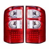 Left/Right Rear Tail Light Brake Lamp Red For Nissan Patrol GU 1997-2004 Series 1/2/3