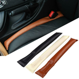 Universal PU Leather Car Seat Gap Leakproof Filler Cushion Stopper Pad Protective Sleeve Seam