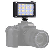 PULUZ PU4096 Pocket 96 LEDs 860LM Pro Photography Video Light Light para cámaras DSLR