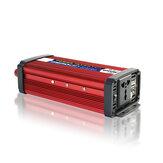 4000/5000/6000W módosított szinuszhullámú napelemes inverter 12/24V DC - 220V AC feszültségváltó