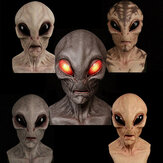 Halloween-kostuum Scary Horrible Big Eyes Alien Mask Full Head Latex Mask Magic Monster Mask voor feesten